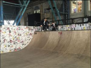 Half Pipe at EnterConf