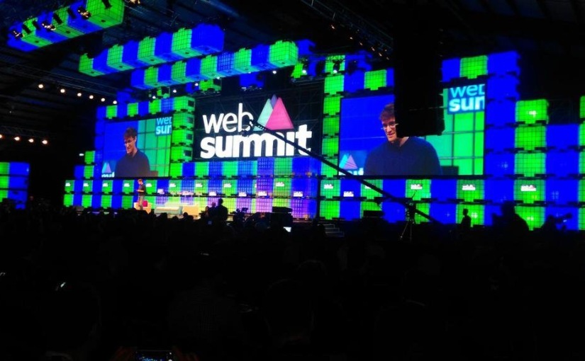 Web Summit 2015 – Day 1