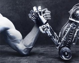 Man vs Machine: Why thecompetition?
